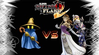 Super Smash Flash 2: Black Mage VS Zelda/Sheik! |Ep.3|