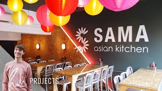 SAMA Brand & Interior | Rich Projects
