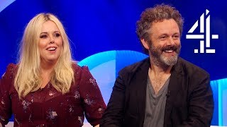 Area 51 Break-Ins, A.I. Doctors & Cricket Results! With Roisin Conaty & Michael Sheen | The Last Leg