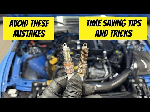 Easy DIY Spark Plugs Replacement on a BMW M3, M4 or M2 (S55 F80, F82, F83, F87)
