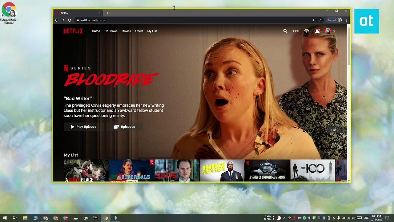 How to Take a Screenshot on Netflix [Expert Solution]