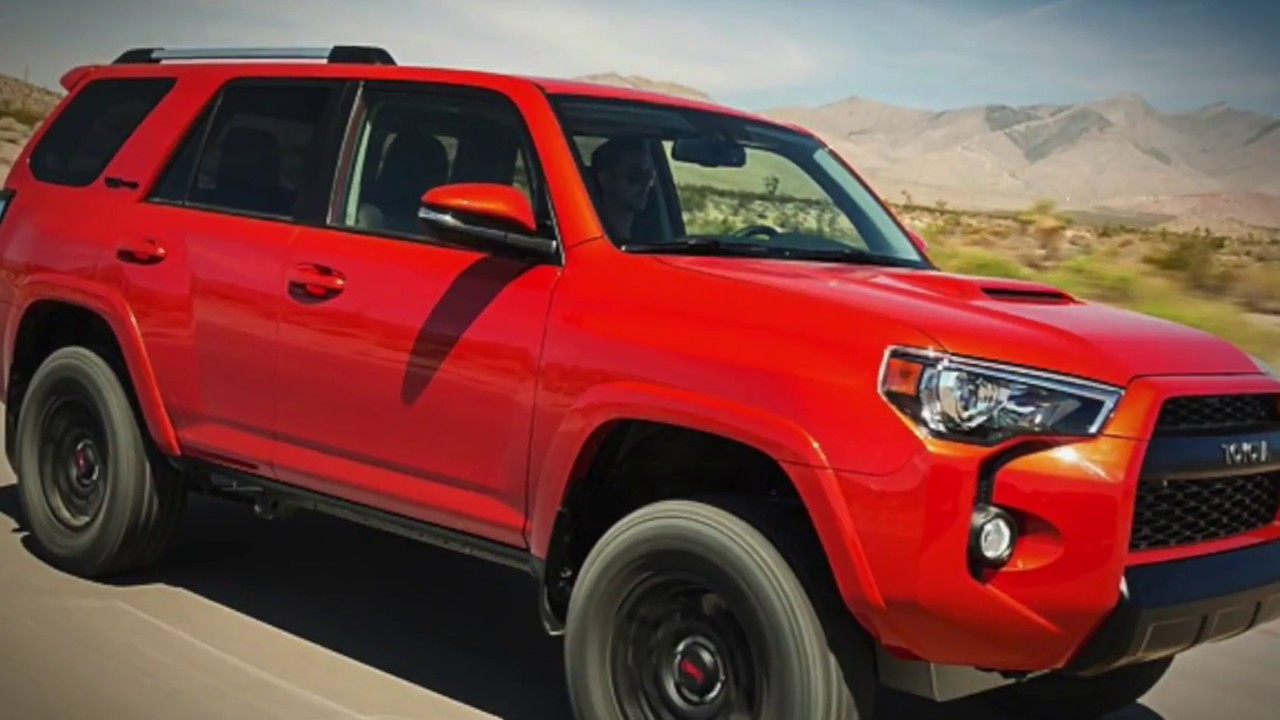Toyota 4Runner 2018 All Packages! Sun Toyota Joe Pearson New Port Richey,  Clearwater, Tampa