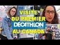 ON VA DANS LE PREMIER DÉCATHLON DU CANADA À MONTRÉAL  | CAM c'est elle