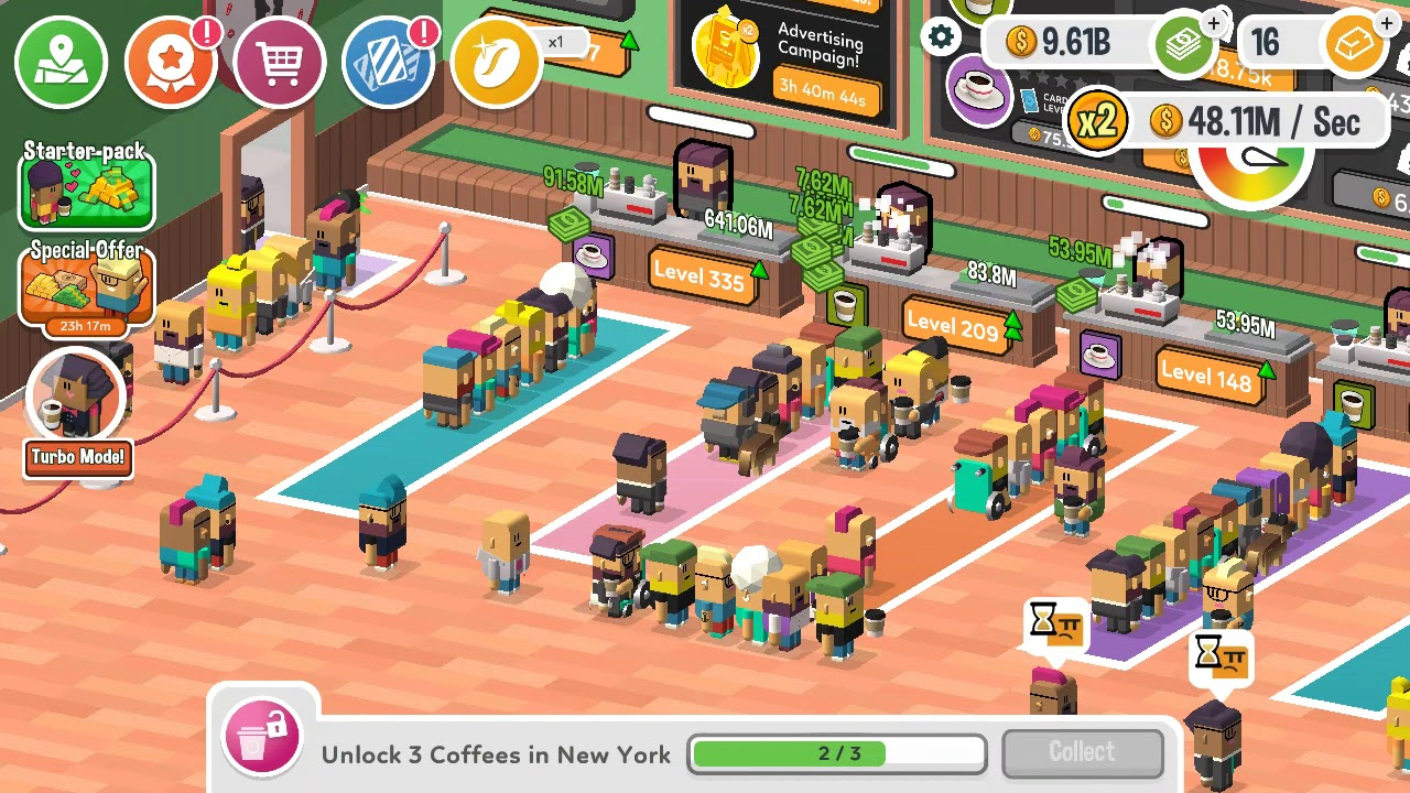 Coffee Shop The Game