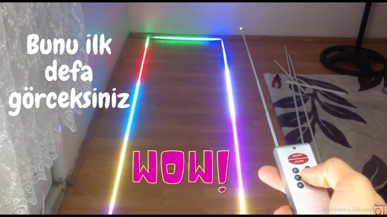 MAGİC LED NEDİR? SİHİRLİ LED NASIL ÇALIŞIR? (RGB MAGİC LED)