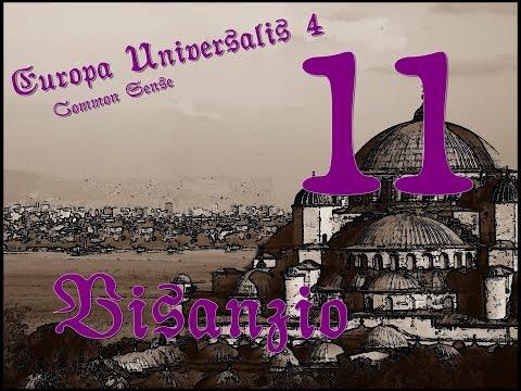 Bisanzio 1532 - Storia Alternativa ep. 11 [Europa Universalis 4 Gameplay ita]