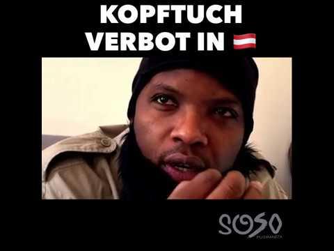 Kopftuch Verbot in Österreich 🇦🇹 - SOSO COMEDY feat. 👹 Willlachen.at