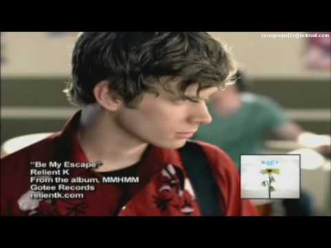 Relient K - Be my Escape (Official Music Video HD)