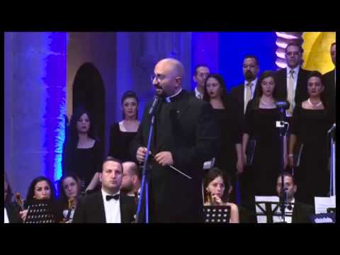 The Great Mass in C min. W. A. Mozart. From the Ashes of War, Aleppo rises by music.