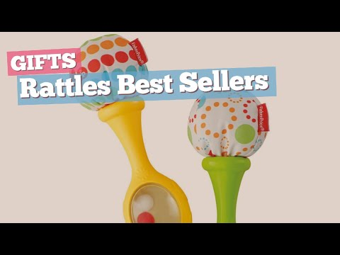 Rattles Best Sellers Collection // Gifts