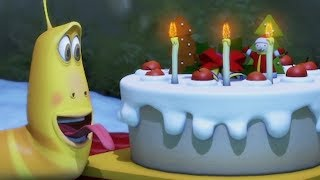 Video LARVA - CHRISTMAS | Larva 2017 | Cartoons For Children | Larva Cartoon | LARVA Official download MP3, 3GP, MP4, WEBM, AVI, FLV Oktober 2018