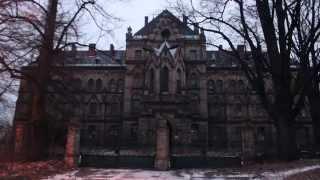 Wylęgarnia Aryjczyków | Opuszczony pałac | Abandoned Palace | Urbex | Mokrzeszów