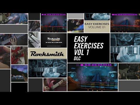 Easy Exercises, Vol  1 - Rocksmith 2014 Edition Remastered DLC