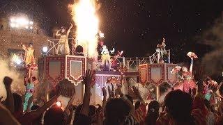 (最終日最終回)【TDS】ボンファイアーダンス 2010/08/31 Tokyo DisneySea - Bon Fire Dance