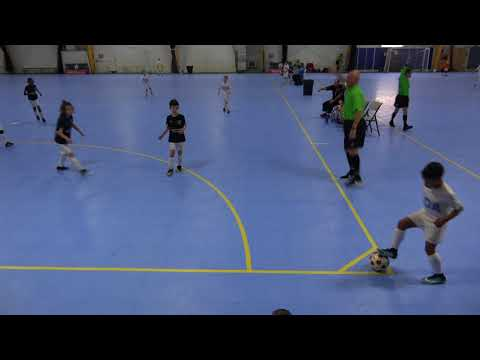 PDA Neymar vs Community First Sports Dragons 1.15.18