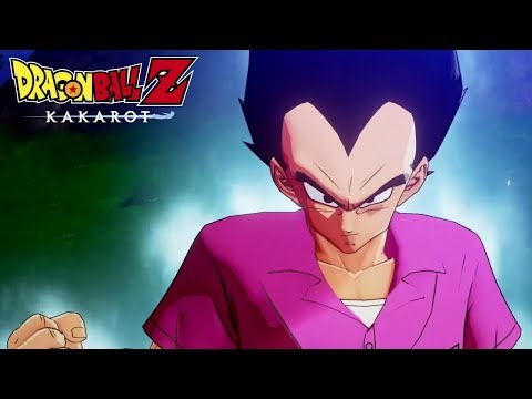 Dragon Ball Z: Kakarot - Vegeta TGS Gameplay - PS4/XB1/PC