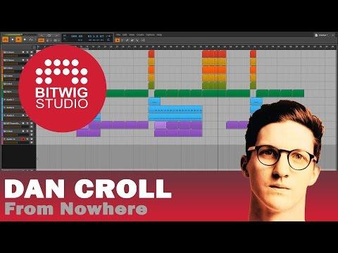 Dan Croll - From Nowhere / recreated in Bitwig Studio (1080p)