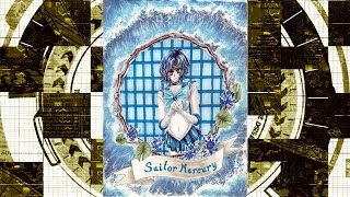 XERO DRAWING - Sailor Mercury The Intellectual Warrior