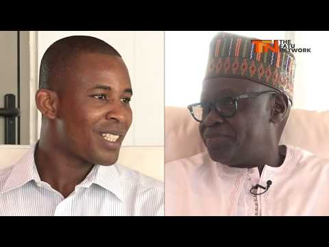 Mustapha Njie (TAF) Talks Brussels Donor Conference And National Development (NDP).