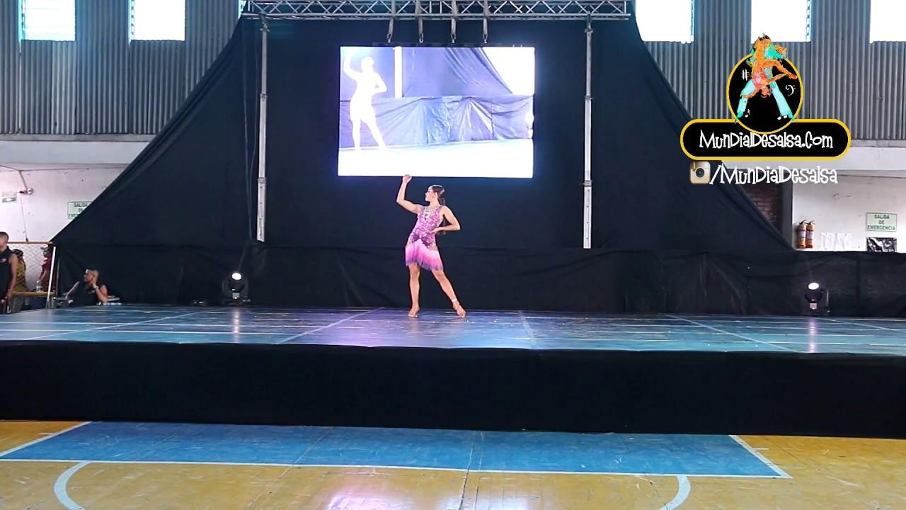 María José Montes, Festival Tirando Paso 2018