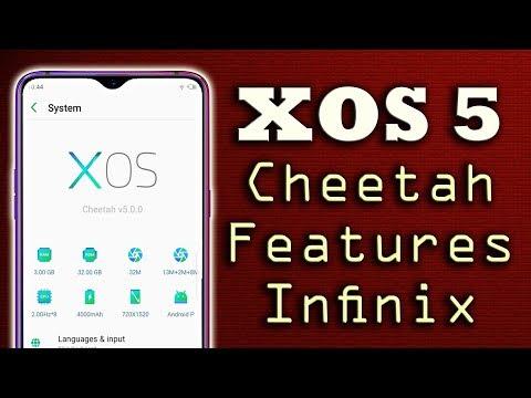 Infinix XOS 5 Cheetah OS Tips & Tricks | Features - YouTube