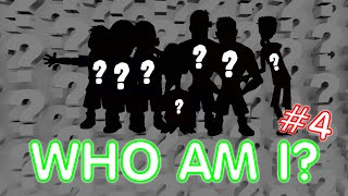 WHO AM I? Episode 4 (Guess the Footballer Quiz Cartoon)