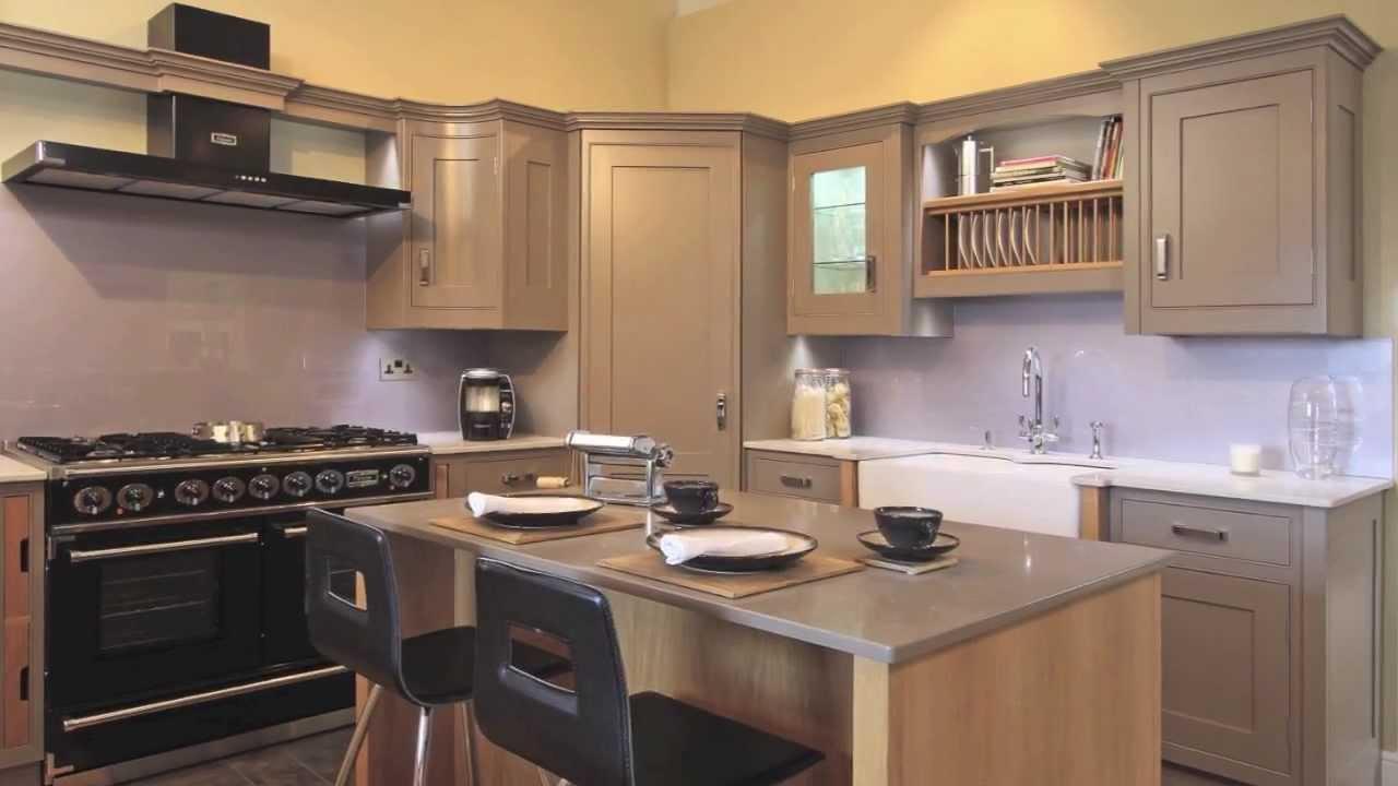 The charleston grey shaker kitchen bentworth near alton for R kitchen charleston