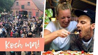SchnabuTröMaTa - Foodfestival von Koch Ma! mit Trödelmarkt vom Kliemannsland
