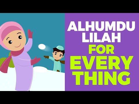 Alhumdulillah For Everything by Suhaila Alshaik
