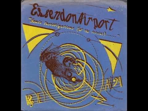 Essendon Airport - Wallpaper Music [Innocent]