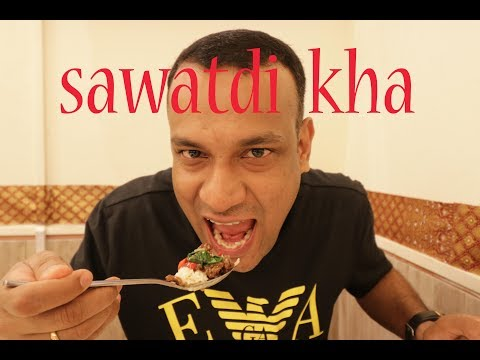 Indian reacts to Thai food…