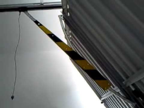 Motor puerta basculante 1 hoja doovi - Automatismo puerta basculante ...