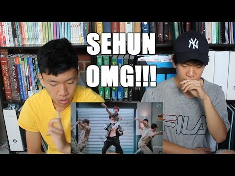 STATION X 0 찬열 CHANYEOL X 세훈 SEHUN We Young MV REACTION