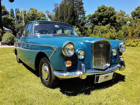 1966 Wolseley 6/110 - Waimak Classic Cars - New Zealand