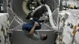 Jules Verne ATV hatch opening