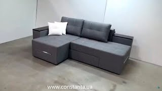 Угловой диван Фаворит от мебельной фабрики Константа(, 2015-02-19T10:34:35.000Z)