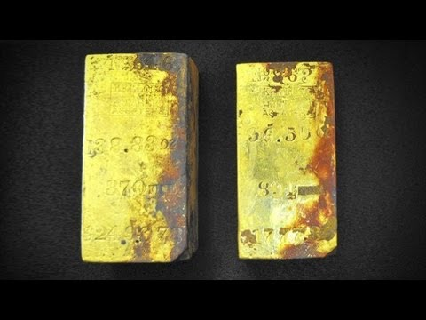 LOST TREASURE Recovered From 1857 Shipwreck!!