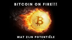 Bitcoin is on Fire 🔥 🔥 🔥  Wat zijn potentiële targets?