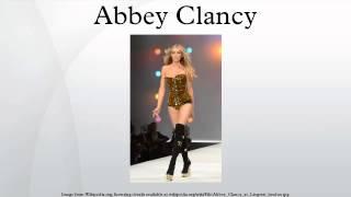 Abbey Clancy