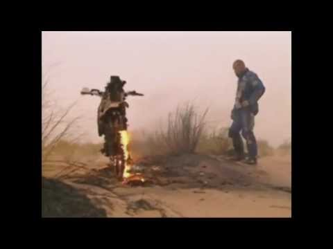 Dakar rally (1976-2007)-Tribute to real Paris Dakar