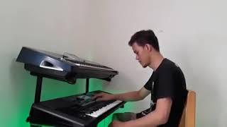 """goyang dua jari""""keyboard cover"""