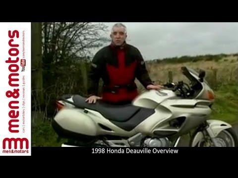 1998 Honda Deauville Overview