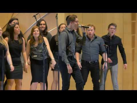 Tizmoret - This Love (Maroon 5) Kol HaOlam 2016 - Adas Israel Congregation