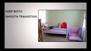 Moving Your Child From Cot To Bed - 4 Great Tips