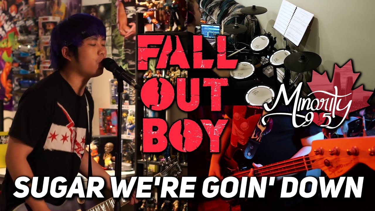 Fall Out Boy - Sugar We're Goin' Down (Minority 905 Cover)