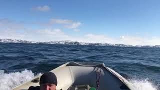 Морская рыбалка на Баренцевом море
