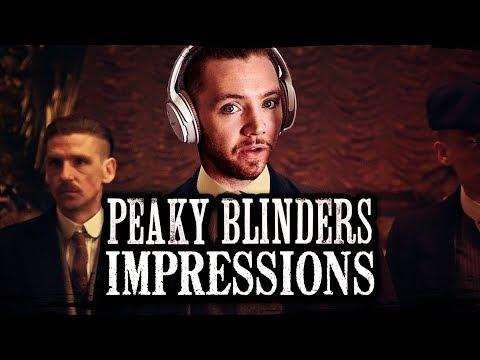 PEAKY BLINDERS IMPRESSIONS   ScheifferBates