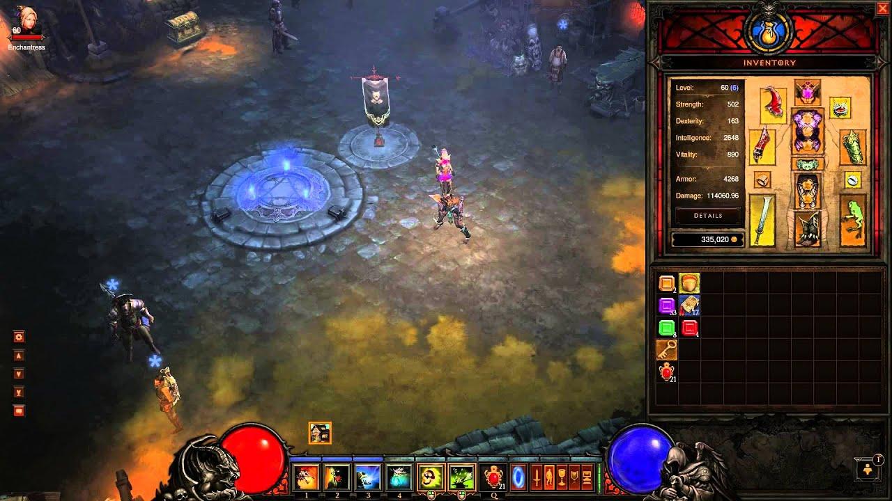 Diablo  Builds Necromancer