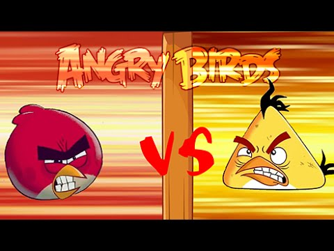 Angry Birds : Red Vs Yellow