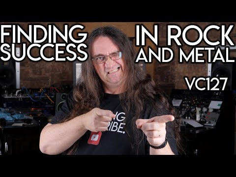 Finding Success in Rock and Metal | SpectreSoundStudios  VC127
